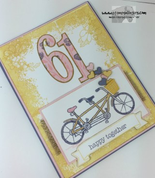 Pedal Pusher Years Anniversary 6 - Stamps-N-Lingers