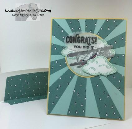 Sky's The Limit Sunburst Congrats 7 - Stamps-N-Lingers
