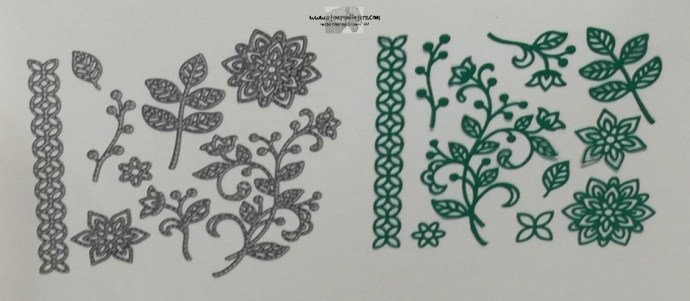 Flourish Thinlits - Stamps-N-Lingers