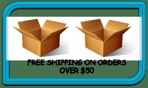 Free shipping logo