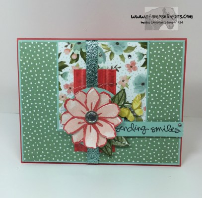 Garden in Bloom Smiles 1 - Stamps-N-Lingers