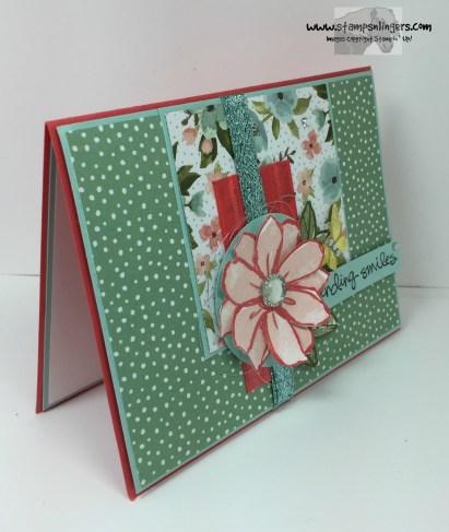 Garden in Bloom Smiles 2 - Stamps-N-Lingers