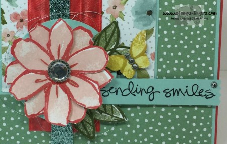 Garden in Bloom Smiles 8 - Stamps-N-Lingers