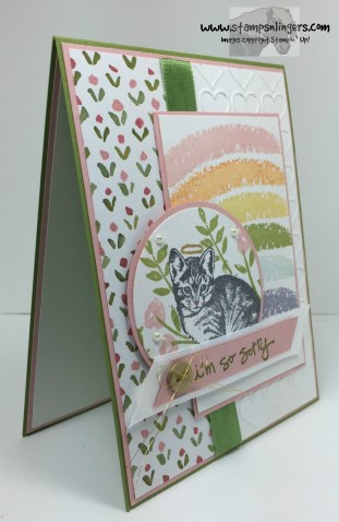 Greatest Greetings Kitty Sympathy 2 - Stamps-N-Lingers