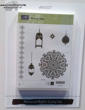 Moroccan Nights - Stamps-N-Lingers