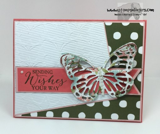 Triple Butterfly Basics 1 - Stamps-N-Lingers