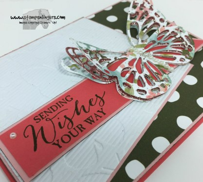 Triple Butterfly Basics 5 - Stamps-N-Lingers