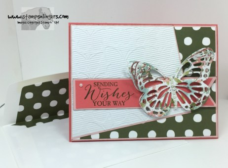 Triple Butterfly Basics 9 - Stamps-N-Lingers