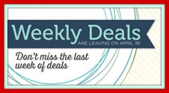 Weekly Deals One Week Left