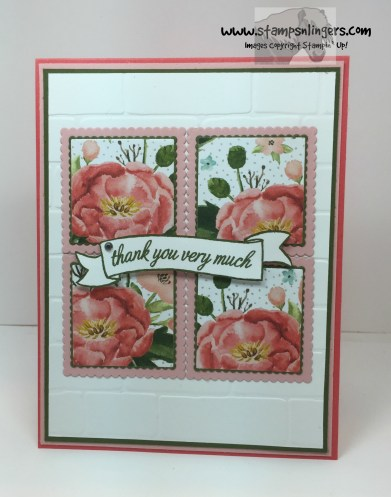 Basket For You Birthday Bouquet 1 - Stamps-N-Lingers
