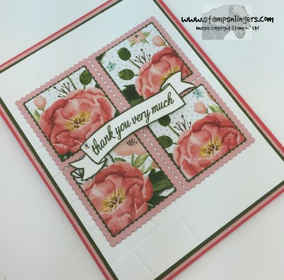 Basket For You Birthday Bouquet 4 - Stamps-N-Lingers