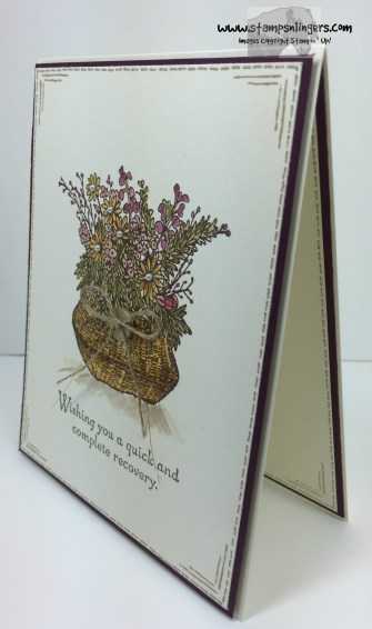 Basket For You Get Well 4 - Stamps-N-Lingers