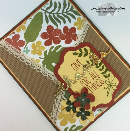 For All Things Give Thanks 4 - Stamps-N-Lingers