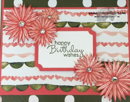 Grateful Birthday Bouquet 5 - Stamps-N-Lingers