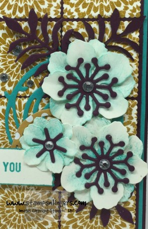 Moroccan Botanicals Thank You 8 - Stamps-N-Lingers