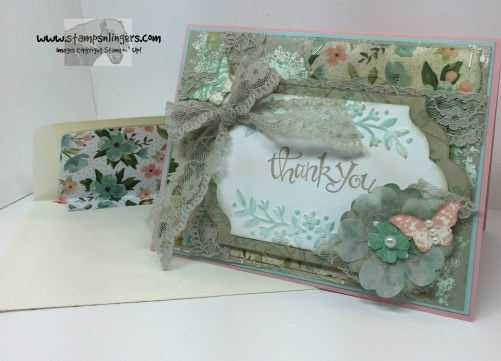 Sassy Victorian Thank You 9 - Stamps-N-Lingers