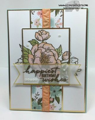 Watercolor Wishes Birthday Blooms 1 - Stamps-N-Lingers