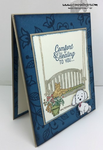 Flourishing Phrases Comfort & Healing 2 - Stamps-N-Lingers