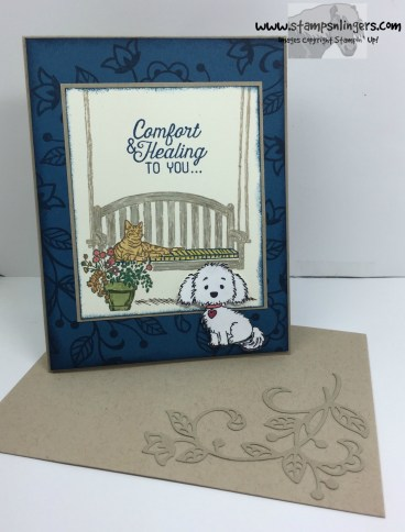 Flourishing Phrases Comfort & Healing 4 - Stamps-N-Lingers