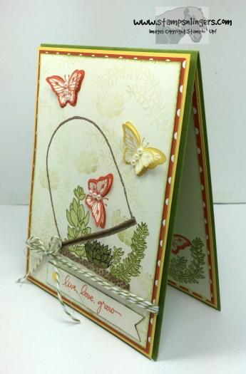 Live, Love, Grow Butterflies 3 - Stamps-N-Lingers