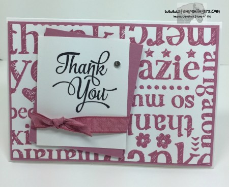 One Big Meaning World of Thanks 1 - Stamps-N-Lingers