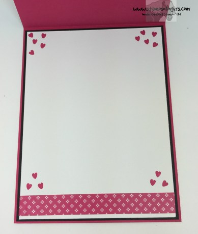 Pop of Pink Layering Love 5 - Stamps-N-Lingers