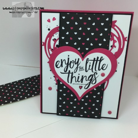 Pop of Pink Layering Love 7 - Stamps-N-Lingers