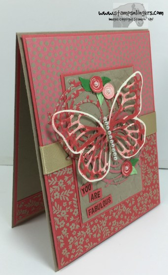 Swirly Birds and Butterflies 2 - Stamps-N-Lingers