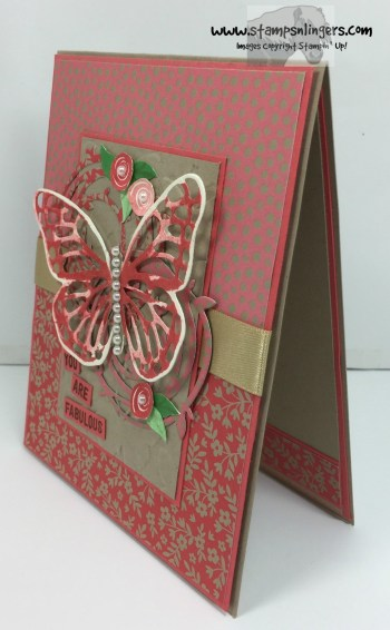 Swirly Birds and Butterflies 3 - Stamps-N-Lingers