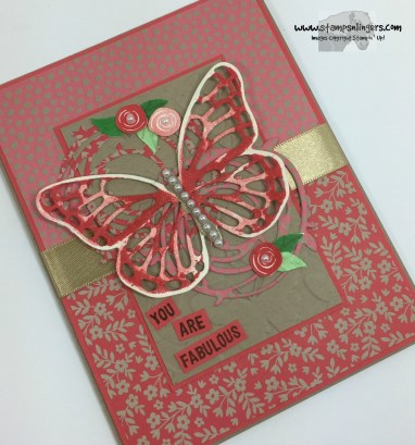 Swirly Birds and Butterflies 4 - Stamps-N-Lingers
