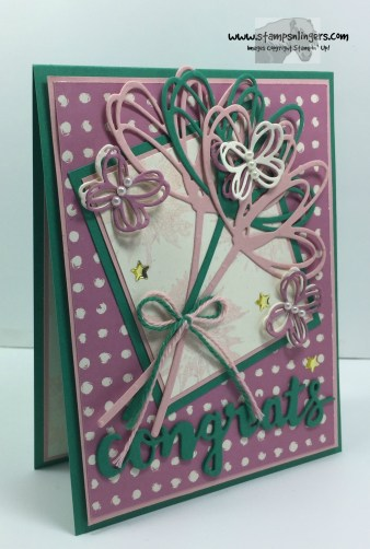 Textured Sunshine Wishes 2 - Stamps-N-Lingers