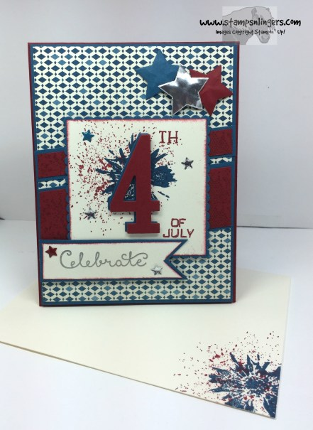 Touches of Texture 4th of July 6 - Stamps-N-Lingers
