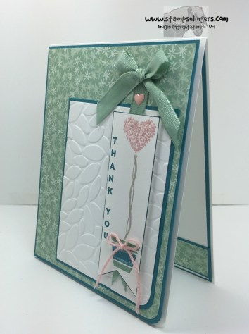 Vertical Blooms & Bliss 3 - Stamps-N-Lingers