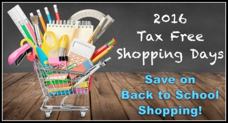 2016 Tax Free shopping logo