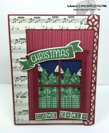 Always an Adventure Christmas 1 - Stamps-N-Lingers