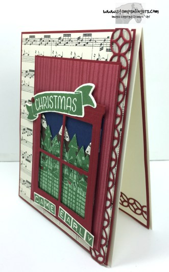 Always an Adventure Christmas 3 - Stamps-N-Lingers