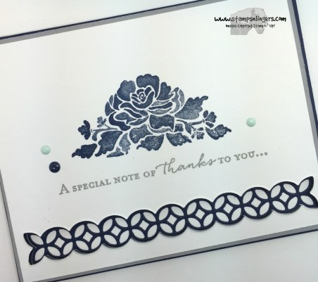 Floral Flourishing Phrases 4 - Stamps-N-Lingers