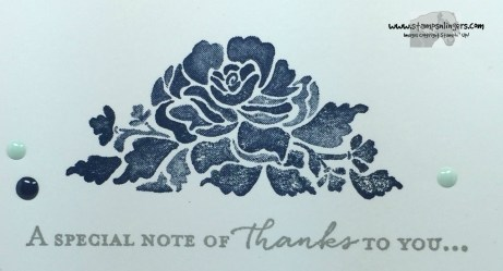Floral Flourishing Phrases 8 - Stamps-N-Lingers