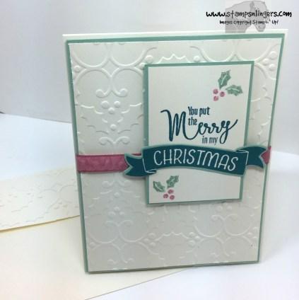 My Hero Christmas in July 7 - Stamps-N-Lingers