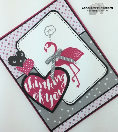Pop of Paradise Thinking of You 4 - Stamps-N-Lingers