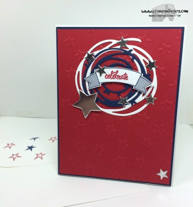 Swirly Celebration 6 - Stamps-N-Lingers