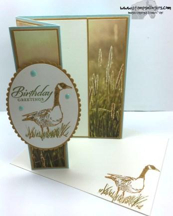 Wetlands Z-Fold 6 - Stamps-N-Lingers