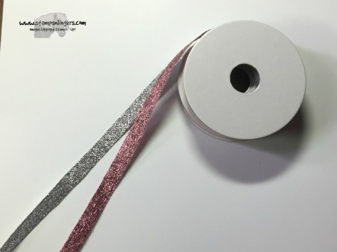 38 Glitter Ribbon Combo Pack - Stamps-N-Lingers