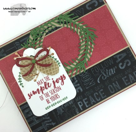 Christmas Pines Merry Medley 4 - Stamps-N-Lingers