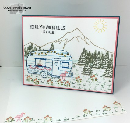 Glamper Mountain Adventure 6 - Stamps-N-Linger