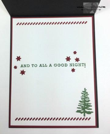 Greetings From Detailed Santa 5 - Stamps-N-Lingers