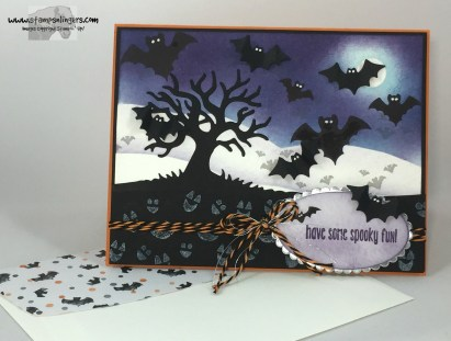 Spooky Batty Halloween Fun 6 - Stamps-N-Lingers