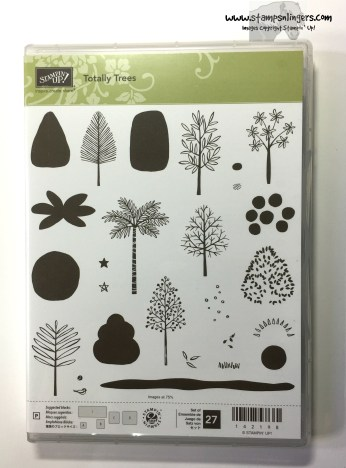 Totally Trees - Stamps-N-Lingers