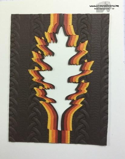 Vintage Leaves, Pines and Paisleys 1 - Stamps-N-Lingers