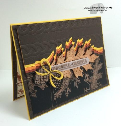 Vintage Leaves, Pines and Paisleys 3 - Stamps-N-Lingers